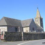 Huisnes-sur-Mer, l'église Saint-Pierre du XVIIIe siècle