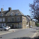Landelles et Coupigny, le centre du village