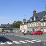 Landelles et Coupigny, la rue principale