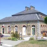 Landelles et Coupigny, la mairie