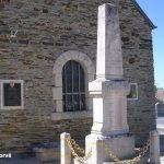 La Vacquerie, le monument aux Morts 1914-1918