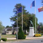 Le Molay-Littry, le monument aux Morts 1914-1918