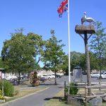 Le Molay-Littry, le centre-ville