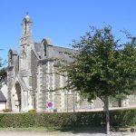 Le Molay-Littry, la chapelle de la mine du XXe siècle