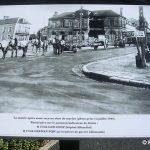 Le Molay-Littry, plaque bombardement allié