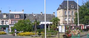 Le Molay-Littry, ville lettrine