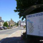 Pontaubault, la voie de la Liberté