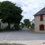 Saint-Germain-sur-Sèves, le centre du village