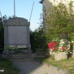 Saint-Gilles, le monument aux Morts 1914-1918