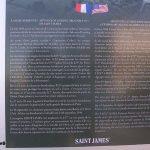 Saint-James, monument aérodrome A29