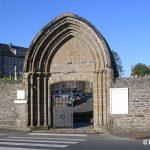 Saint-James, le cimetière Saint-James