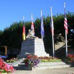 Saint-James, le monument aux Morts 1914-1918