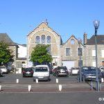 Saint-James, place du Calvaire
