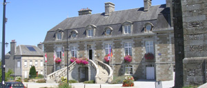 Saint-Sever-Calvados, ville lettrine