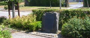 Sallen, monument lettrine