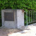 Tournebu Clair-Tison, plaque Régiment de Maisonneuve