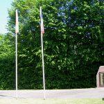 Tournebu Clair-Tison, stèle soldats canadiens