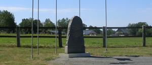 Trelly, monument lettrine