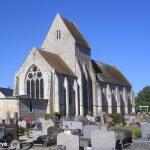 Ussy, l'église Saint-Martin du XIIIe siècle