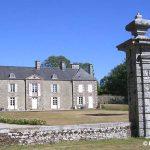 Bréhal, le manoir du Mesnil de Bas
