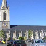 Bréhal, l'église Notre-Dame de l'Espérance
