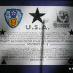Bréhal, monument soldats américains
