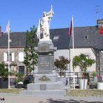 Bréhal, le monument aux Morts 1914-1918