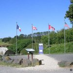 Heugueville-sur-Sienne, l'Espace Historique du Pont de La Roque
