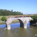 Heugueville-sur-Sienne, Pont de La Roque