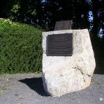 Heugueville-sur-Sienne, stèle Sergeant Risko