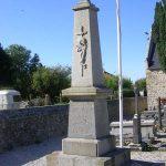 Heugueville-sur-Sienne, le monument aux Morts 1914-1918
