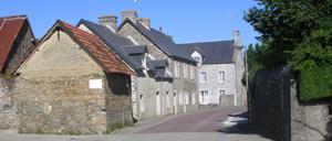 Heugueville-sur-Sienne, ville lettrine