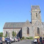 Lingreville, l'église Saint-Martin du XVe siècle