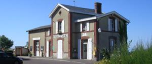Regnéville-sur-Mer, ville lettrine
