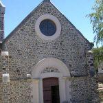 Jullouville, l'église Notre-Dame-des-Dunes