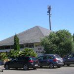 Jullouville, l'hôtel de ville