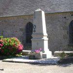 Longueville, le monument aux Morts 1914-1918
