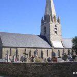 Quettreville-sur-Sienne, l'église Notre-Dame et Sainte-Agathe du XIIIe siècle