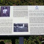 Quettreville-sur-Sienne, monument aviateurs RAF