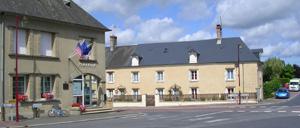 Sainteny, ville lettrine