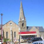 Saint-Pair-sur-Mer, l'église Saint-Paterne du XIIe siècle