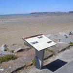 Saint-Pair-sur-Mer, plaque aviateurs alliés