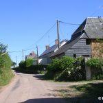 Cartigny-l'Épinay, le centre du village