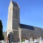 Cartigny-l'Épinay, l'église Saint-Pierre du XIIe siècle