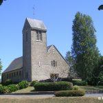 Saint-Germain-d'Elle, l'église Saint-Germain