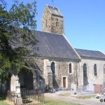 Saint-Martin-de-Blagny, l'église Saint-Martin du XIIe siècle