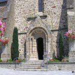 Cérences, l'église Notre-Dame du XIIIe siècle