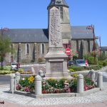 Cérences, le monument aux Morts 1914-1918