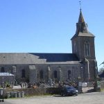 Lengronne, l'église Saint-Ouen