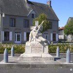 Trelly, le monument aux Morts 1914-1918